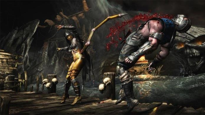 Mortal Kombat X se passa 25 anos após MK9 (Foto: Divulgação)