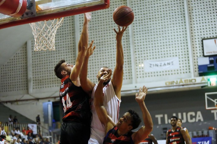 Flamengo x Vitória, NBB, basquete (Foto: Staff Images/Flamengo)