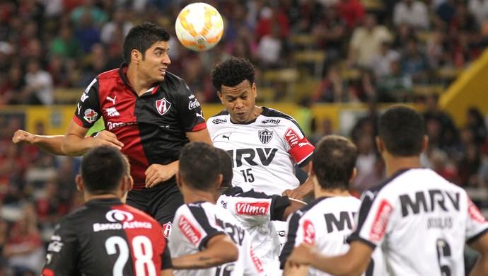 Edcarlos Atlas x Atlético-MG (Foto: EFE/Ulises Ruiz Basurto)