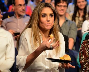 Deborah Secco revela compulsão por comida: 'Tenho alma de gordo' (TV Globo/Programa do Jô)