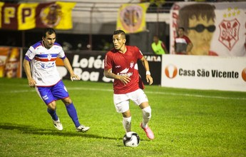 """""""Muito animado"""", afirma Calyson sobre um possível retorno ao Sergipe"""