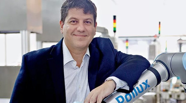 O empreendedor José Rizzo  (Foto: Editora Globo)