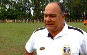 Ruy Scarpino técnico União Barbarense (Foto: Márcio de Campos / EPTV)