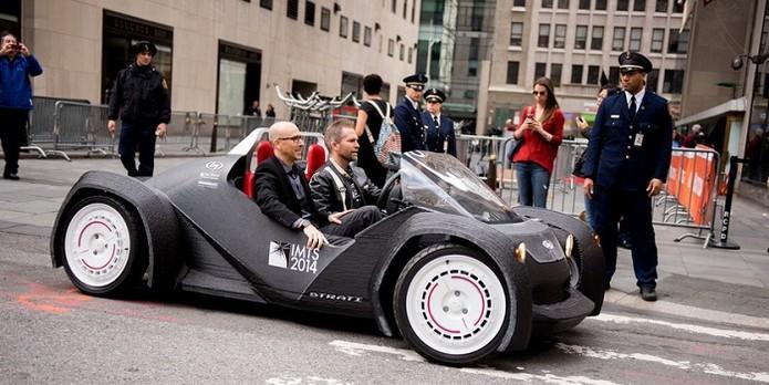 Veículo poderá ser derretido e dar forma a novo carro (Foto: Reprodução/Mashable)