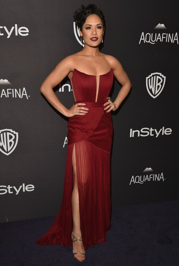 Grace Gealey (Foto: Agência Getty Images)