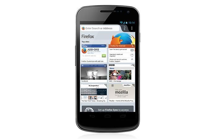 Firefox para Android ganha suporte ao Chromecast e Roku (Foto: Divulgaçao)