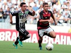 Cear e Guarany de Sobral duelam pela taa no Castelo (Jarbas Oliveira / Futura Press)
