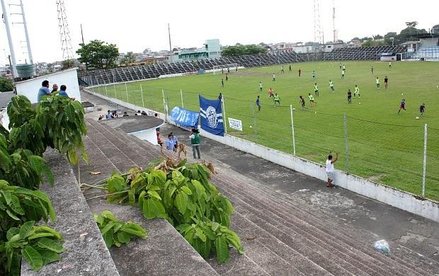 Colina Manaus (Foto: Adeilson Albuquerque/Globoesporte.com)