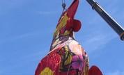 Paraense participa do 'Galo da Madrugada' no Carnaval do Recife (Reprodução/TV Liberal)