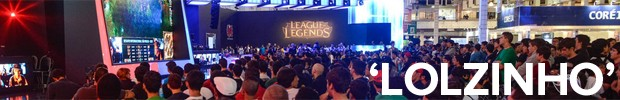 Cartela League of Legends (Foto: Gustavo Epifanio/G1)