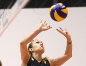 Fernandinha vôlei feminino (Foto: Alexandre Arruda/CBV)