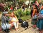 Flor do Caribe: atriz Grazi Massafera chama atenção na Guatemala