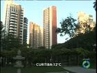 Paraná tem a primeira geada do ano e bate recorde de temperaturas
