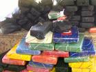 Polícia apreende cerca de 50 quilos de cocaína no oeste do Paraná