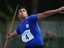 Lançador de dardo do AM conquista ouro no Brasileiro Sub-18 de atletismo