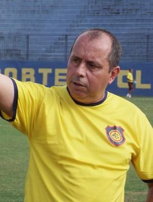 Luiz Cláudio, técnico do Madureira (Foto: Divulgação/Madureira)