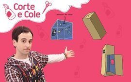 Corte e Cole: Cabana Bacana