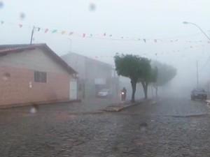 Crime ocorreu no distrito de Barra Nova (Foto: Reprodução/TV Oeste)