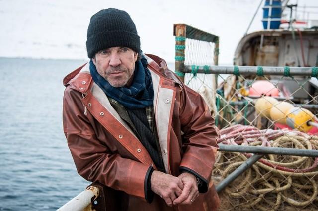 Dennis Quaid na série 'Fortitude' (Foto: Reprodução)