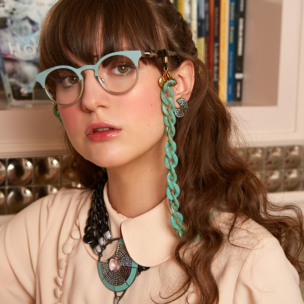 Cordões de óculos Camila Klein (Foto: Divulgação)