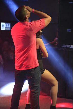Anitta faz show em Salvador, na Bahia (Foto: Fred Pontes/ Divulgação)