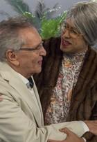 'Foi incrível', diz Melhem sobre Carlos Alberto de Nóbrega no 'Tá no Ar'