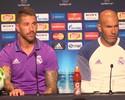 """Reforços? Zidane se diz satisfeito com elenco do Real: """"Ganhamos com ele"""""""