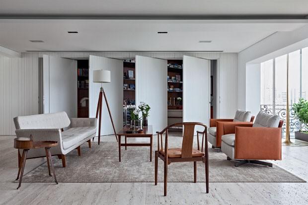 Reforma transforma dois apartamentos em um casa vogue - Tom interiores ...