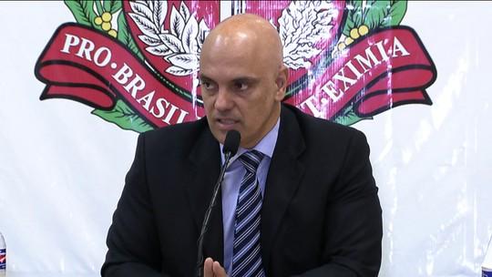 Ministro da Justiça é processado por ter acusado PM de assassinato
