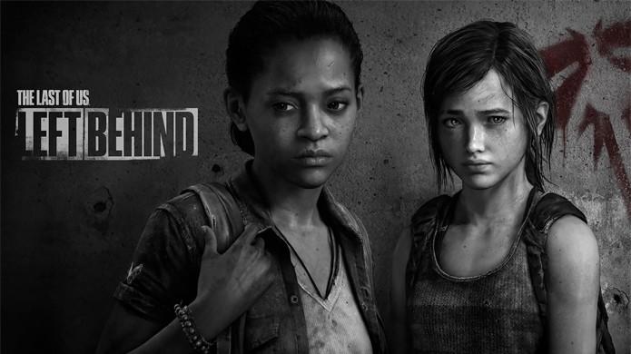Left Behind apresenta vida de Ellie antes de conhecer Joel. (Foto: Divulgação)