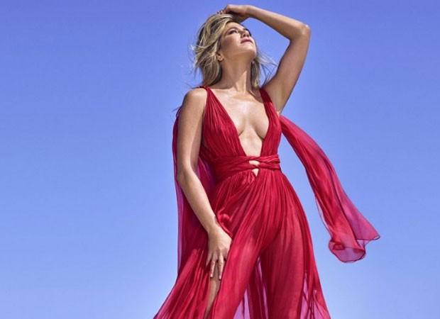 Jennifer Aniston (Foto: Reprodução/Bazaar magazine)