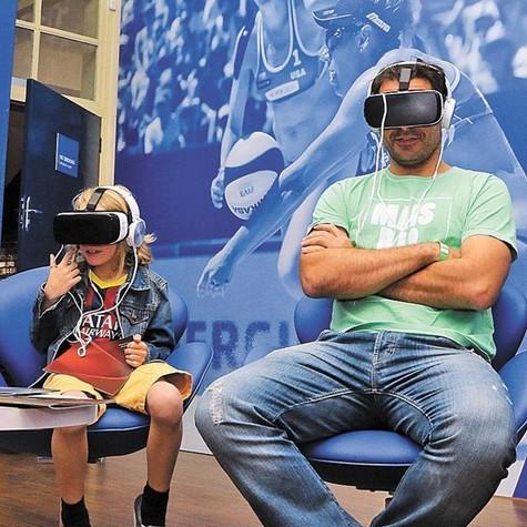 Thiago Lacerda e o filho, Gael (Foto: Divulgação)