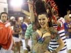 Musas do carnaval roubam a cena em ensaio técnico da União da Ilha