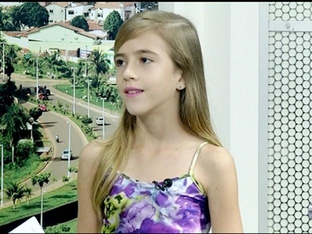 representante de Araguaína (Foto: Reprodução/TV Anhanguera)