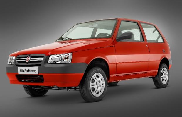 Uno Mille Fire Economy  (Foto: Fiat)