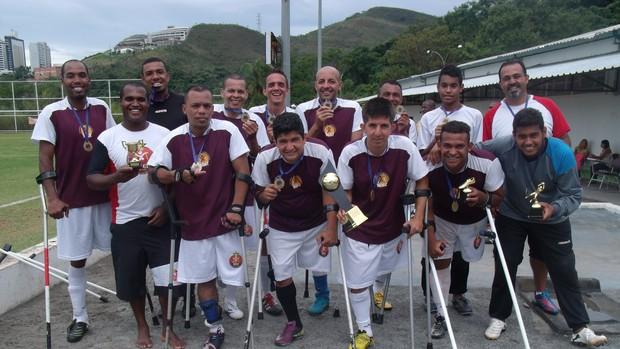 Smel Mogi conquistou o título em Belo Horizonte (Foto: Arquivo Pessoal)