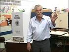 Candidatos a prefeito votam em Sorocaba, SP