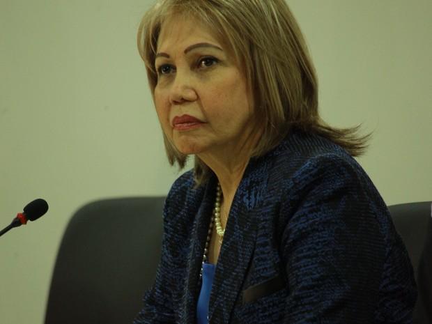 Presidente do TJ rejeita suspensão de decisão que empossou Gralhada como prefeita de Bom Jardim (Foto: Biné Moraes/ O Estado)