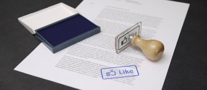 Burocracia  Facebook pode bloquear perfis por nomes falsos  entenda (Foto   Reprodução  ddc70481fe6