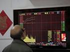 Ações chinesas avançam com garantias de regulador