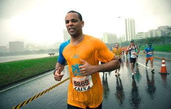 Na semana da maratona, faça treinos bem leves e evite usar um novo tênis