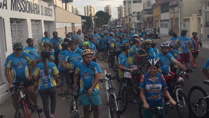 pedal, fortaleza (Foto: Divulgação)