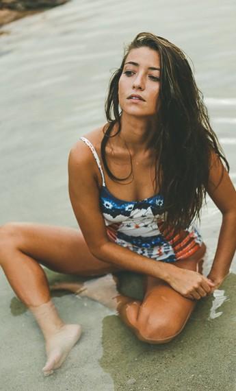 Julia Oristanio descobriu o gosto para moda (Foto: Bruno Machado / Divulgação)
