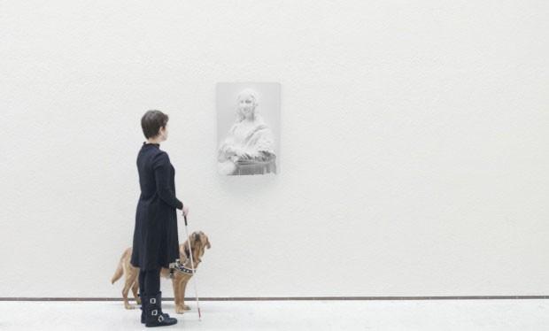"""The Unseen Art: artista recria obras clássicas em 3D para cegos """"enxergarem"""" a arte pela primeira vez (Foto: Divulgação)"""