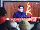 Kim Jong-un diz estar disposto a falar com Seul sobre 'paz e unificação'