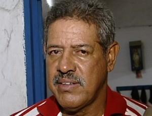 Marcos Nunes, técnico do Vitória-ES (Foto: Reprodução/TV Gazeta)