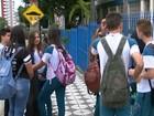Estudantes saem da última escola ocupada sob protesto em Sorocaba