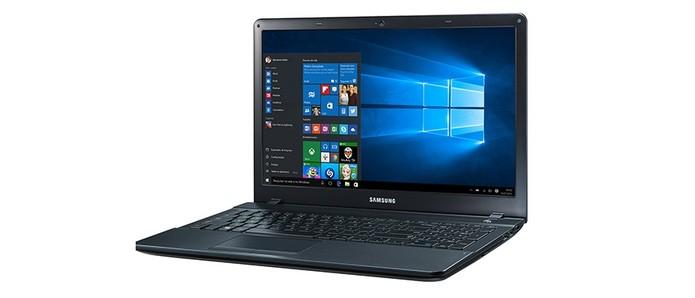 Notebook Samsung Expert X23 vem com 1 TB de armazenamento interno (Foto: Divulgação/Samsung) (Foto: Notebook Samsung Expert X23 vem com 1 TB de armazenamento interno (Foto: Divulgação/Samsung))