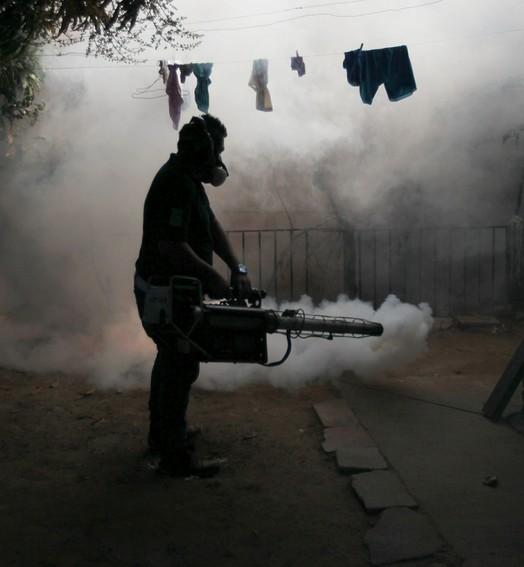onde há fumaça... (Reuters)