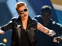 Justin Bieber no Billboard Music Awards 2013